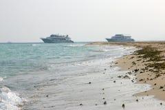 lado de mar Fotografia de Stock Royalty Free