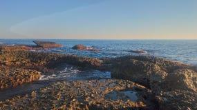 lado de mar Foto de Stock Royalty Free