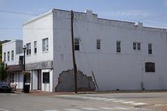 Lado del edificio Fotografía de archivo libre de regalías