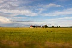 Lado del país Imagen de archivo