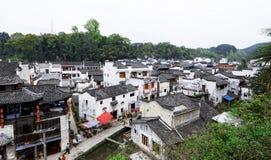 Lado del país de China Foto de archivo