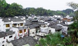 Lado del país de China Imagenes de archivo