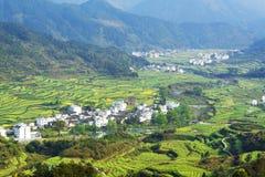 Lado del país de China Fotografía de archivo libre de regalías