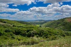 Lado del país en Torres Vedras Portugal Foto de archivo libre de regalías