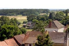 Lado del país - Francia Imagen de archivo libre de regalías
