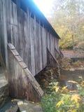 Lado del puente Imagenes de archivo