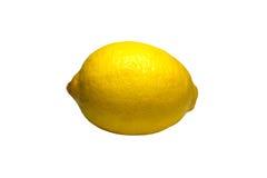 Lado do limão Foto de Stock Royalty Free
