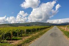 Lado do país de França Fotos de Stock