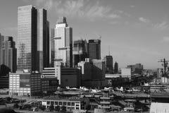 Lado oeste 2017 del horizonte de New York City 2 Fotografía de archivo