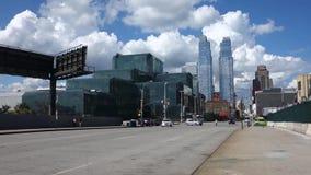 Lado oeste lejano de Manhattan metrajes