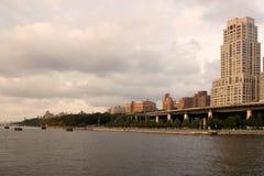 Lado oeste, NY (2) imagens de stock royalty free