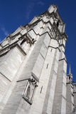 Lado sul de Notre Dame, Paris, France Imagens de Stock