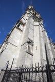 Lado sul de Notre Dame, Paris, France Imagem de Stock Royalty Free