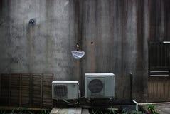 Lado trasero del edificio foto de archivo libre de regalías