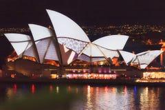 Lado vivo 2012 de la ópera de Sy Fotografía de archivo libre de regalías