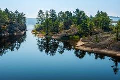 Ladoga λίμνη Στοκ Φωτογραφία