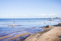 ladoga λίμνη Στοκ Φωτογραφίες