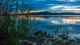 ladoga湖 图库摄影