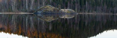 Ladoga lake Royalty Free Stock Image