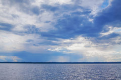 Ladoga lake Royalty Free Stock Photos