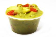 Lados mexicanos do alimento do abacate do Guacamole Fotografia de Stock Royalty Free