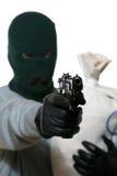 Ladrão Fotografia de Stock
