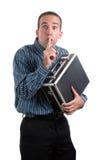 Ladrão do empregado Fotos de Stock