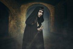 Ladrão escuro da fantasia Imagens de Stock Royalty Free