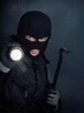 Ladrón Fotografía de archivo libre de regalías