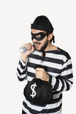 ladrón Imagen de archivo libre de regalías