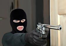 Ladrón Fotografía de archivo