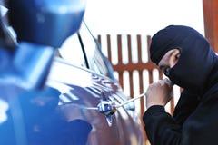 Ladrón de coche Fotos de archivo