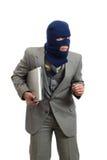 Ladrón disimulado imagen de archivo