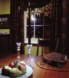 Ladrón en la ventana Fotografía de archivo