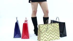 Ladrón Stealing Shopping Bags metrajes