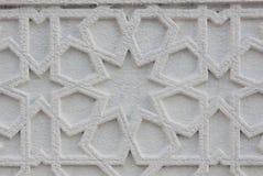 Ladrillo blanco Imagen de archivo libre de regalías