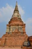 Ladrillo de la pagoda Fotos de archivo
