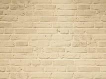 Ladrillo de la pared Foto de archivo libre de regalías