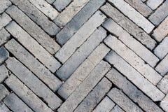 Ladrillo del cemento Imagen de archivo