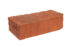 Ladrillo rojo Foto de archivo libre de regalías