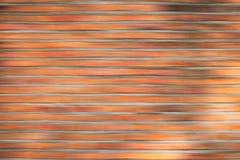Ladrillo rojo borroso abstracto fotografía de archivo