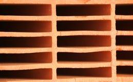 Ladrillo rojo de la casa Foto de archivo libre de regalías