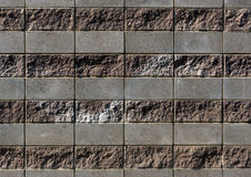 Ladrillo y pared de piedra Imagen de archivo