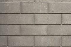 Ladrillos concretos imagen de archivo