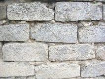 Ladrillos de bloques de escoria imagen de archivo libre de regalías