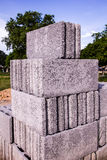 Ladrillos del edificio Imagen de archivo