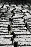 Ladrillos del fango que se secan en el sol Fotos de archivo