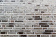 Ladrillos grises Fotografía de archivo