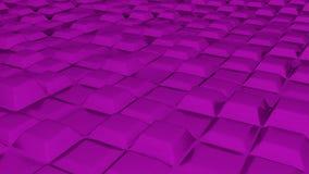 Ladrillos púrpuras infinitos ilustración del vector