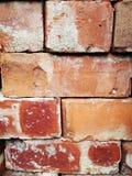Ladrillos rojos Imagen de archivo libre de regalías